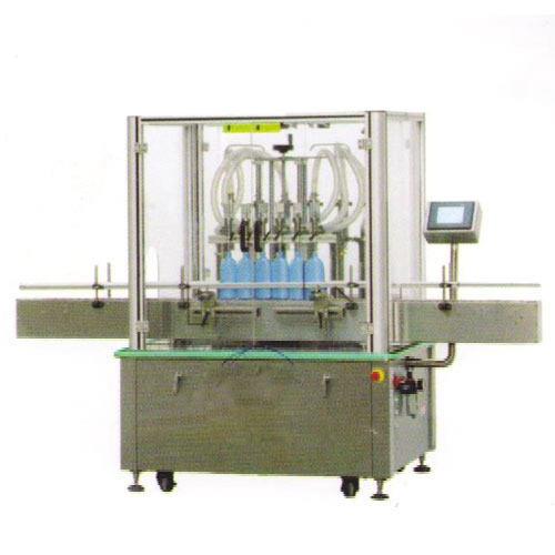 Demanded Servo Base Liquid Filling Machine