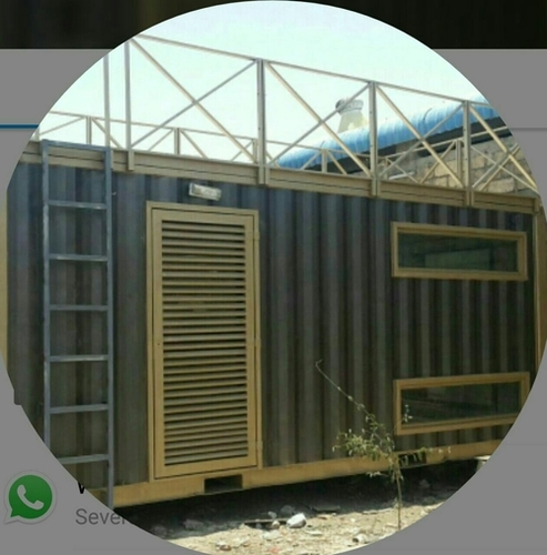 Mild Steel Portable Cabins in  New Area