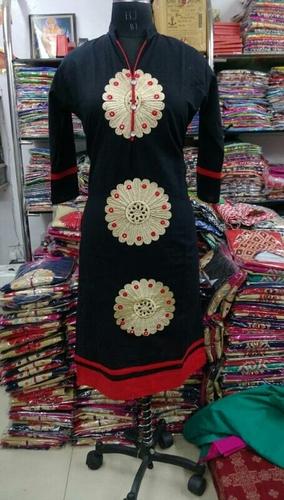 Printed Cotton Kurtis in  Behala