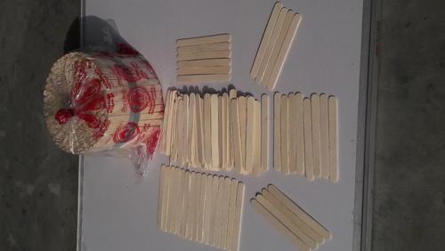 Ice Cream Wooden Sticks