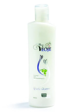 Hair Shampoo With Olive Fruit Oil
