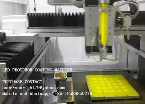 Led Phosphor Coating Machines