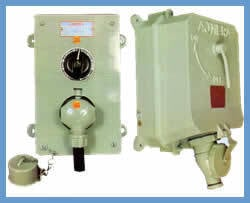 Weather Proof Fully Inter Locked Receptacles And Switch With Plug