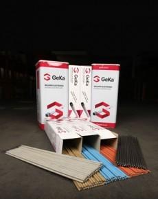 GeKa LASER B 47 Low Hydrogen Electrode
