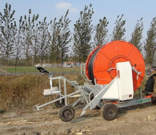 Movable Farm Irrigation Machine