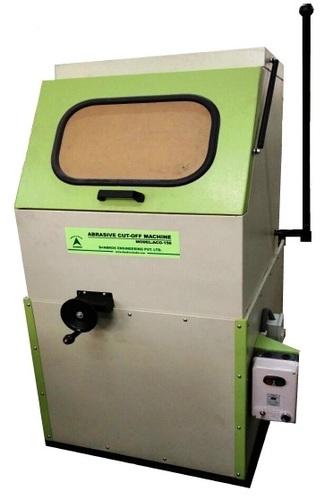 Precise Abrasive Cutting Machines