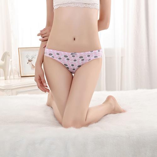 7eeb4da641103 Yun Meng Ni Hot Sale Women Cotton Printing Panties in Yiwu