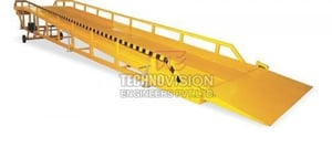 Commercial Hydraulic Dock Ramps
