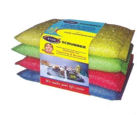 Acrylic Scrubber in  Pul Methai Chowk [Sb]