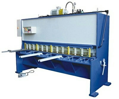 Plate Shearing And Bending Press