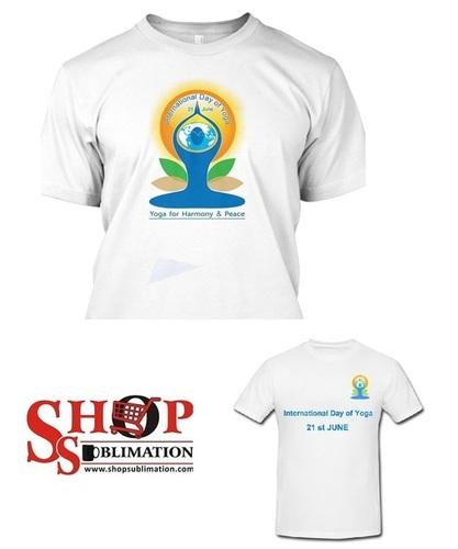 International Day Of Yoga T Shirts
