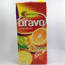 Rauch Bravo Multivitamin Juice
