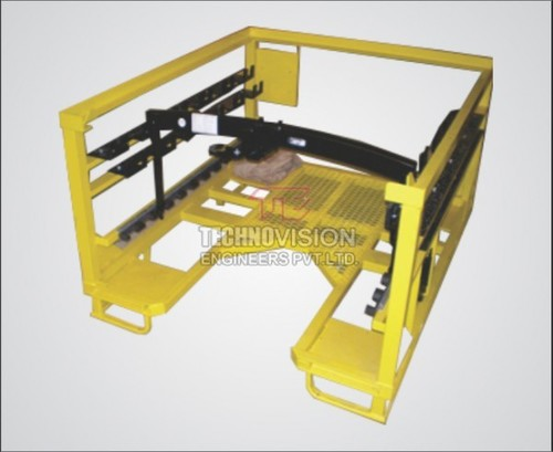 Automobile Industry Metal Pallets
