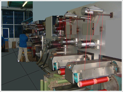 BCF Spinning Machine