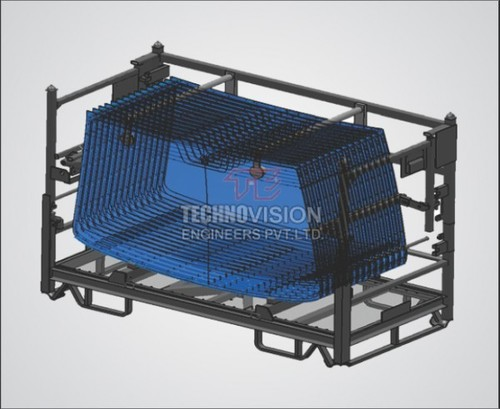 Commercial Heavy Material Storage Pallets