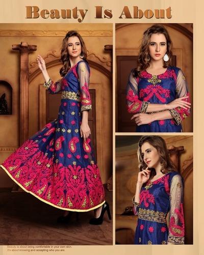 Fancy Salwar Suit in  Ambaji Market (Rr)