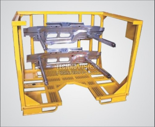 Industrial Material Storage Pallets