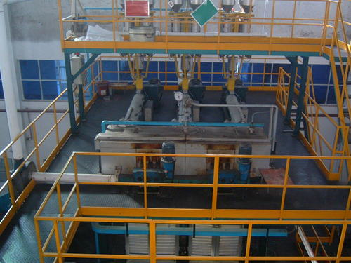 Nylon BCF Spinning Machine