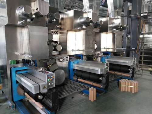 Polyester BCF Spinning Machine