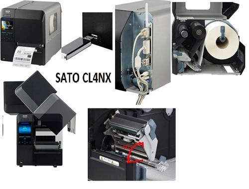 Industrial Barcode Label Printers in  Makarpura (Vdr)