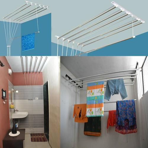 Ceiling Mounted Cloth Hangers