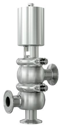 Durable Flow Diverter Valve