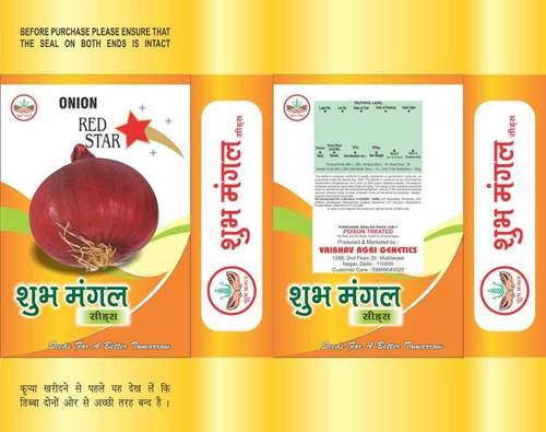 Onion Red Star Seeds