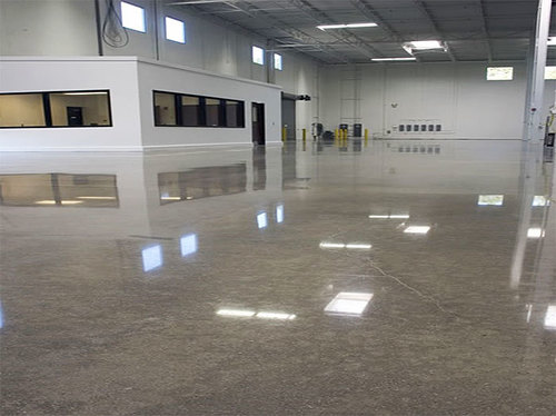 Industrial Concrete Polishing Services
