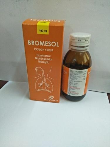 Bromesol Ayurvedic Cough Syrup