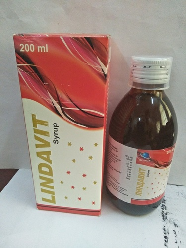 Lindavit Syrup