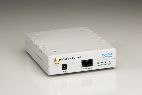 MT-350 1 Port GSM Fixed Wireless Terminal-FXS FXO