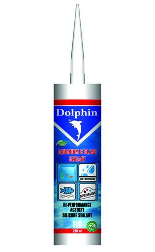 Dolphin 110 Aquarium Silicone Sealant