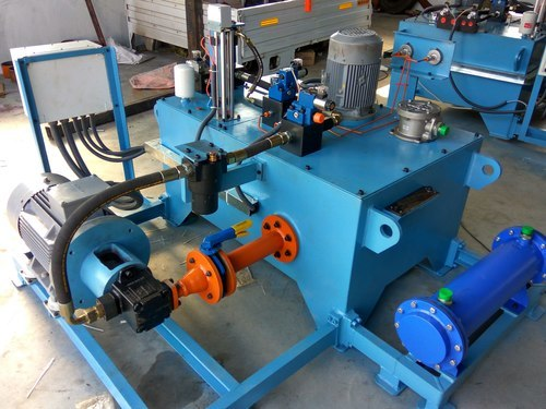 Hydraulic Power Pack  in  New Area