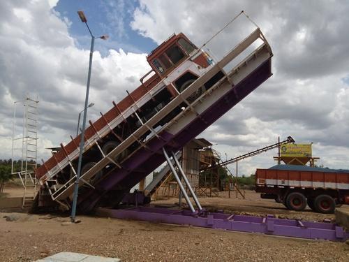 Hydraulic Truck Tippler  in  New Area