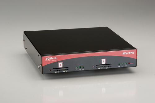 MV-374 4 Channels VoIP 3G Gateway