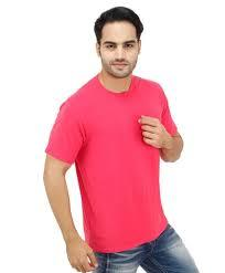 Round Neck Mens Stylish T-Shirts