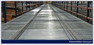 Powerised Roller Conveyor in  Rabale