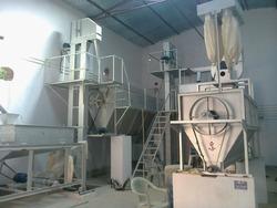 Semi Automatic Flour Mill