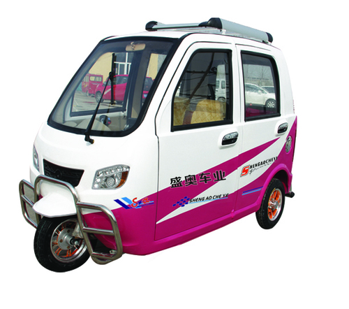 Family Electric Vehicle in   Jindong Industrial Park