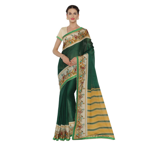 Fancy Chines Chiffon Sarees