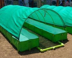 Isi Marked Hdpe Vermi Bed
