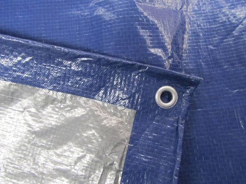 Plastic Tent Tarpaulin