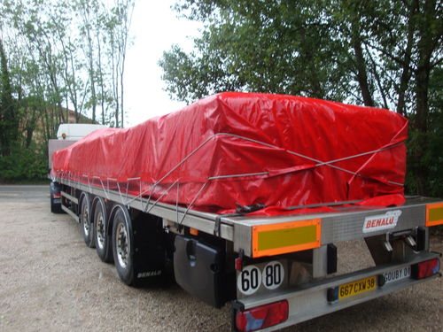 Vehicle Tarpaulin Covers