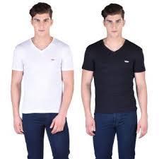 Cotton Stylish Mens T-Shirts in    A. N. Mangalam Valapadi Tk