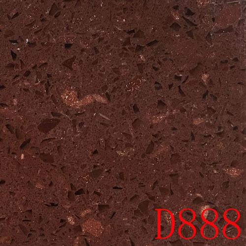 Red Spangle Quartz Stones in  Qilin Road (West)