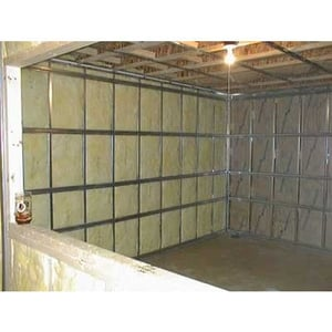 Glass Wool Soundproofing Sheets
