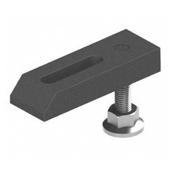 Industrial Tapped End Clamp