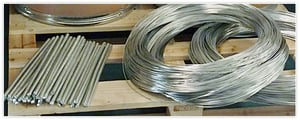Zinc Wires and Rods