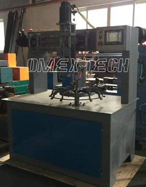 Automatic Wire Looping Machine For Fan Guards
