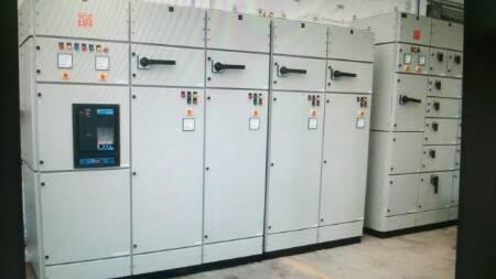 Electric Control Panel in  Navrangpura